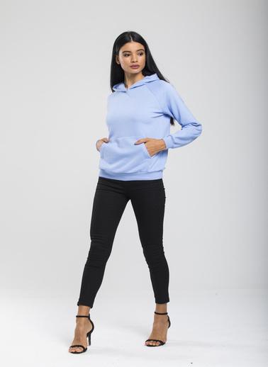 Take7 Sweatshirt Mavi